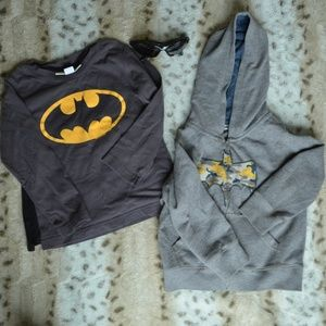 GAP Shirts & Tops - baby Gap 3T Toddler Boy Batman Top Bundle